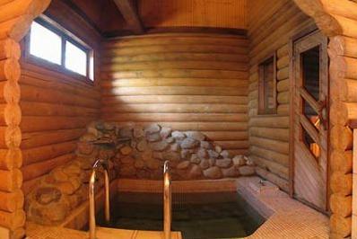 Купель в бане