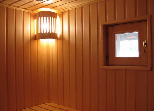 окно в баню