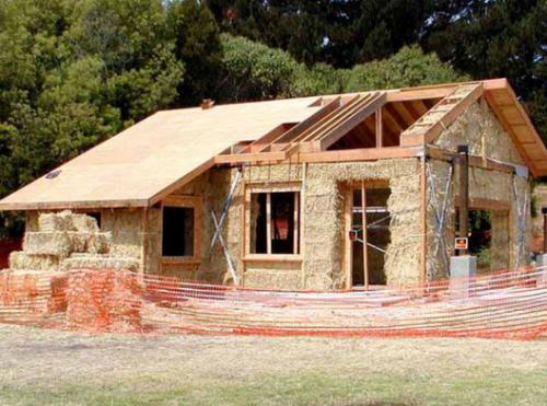 Соломенный дом  фото