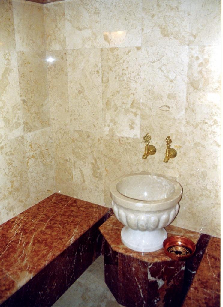 парогенератор для турецкой бани