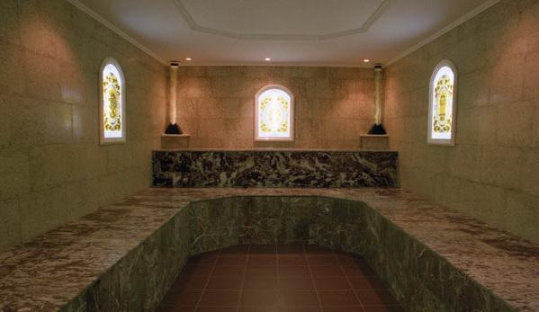римская баня как построить
