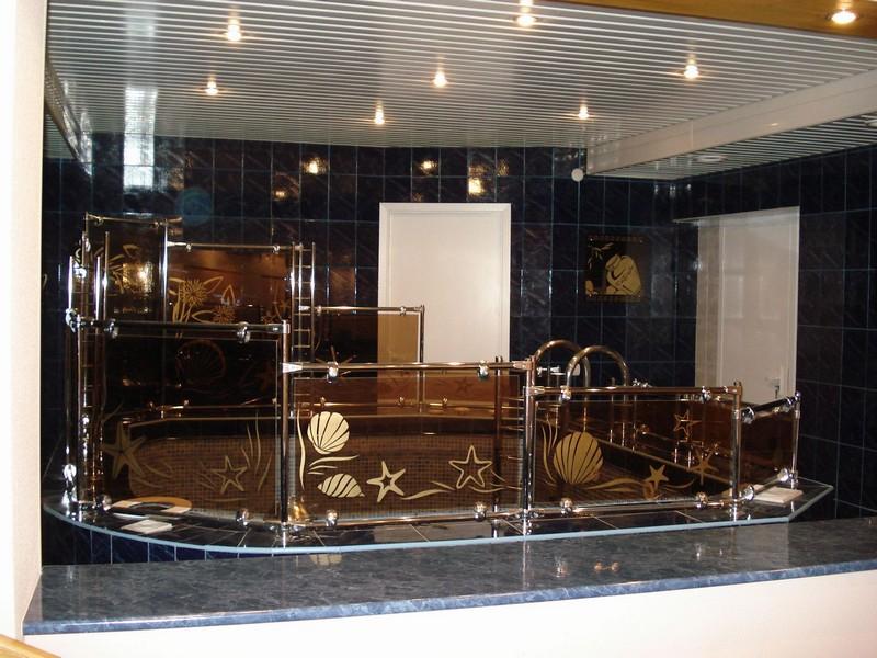 римская баня устройство