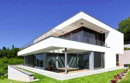 Дома-с-плоской-крышей