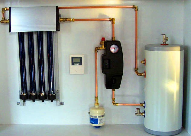 Как дешево сделать отопление в своем доме