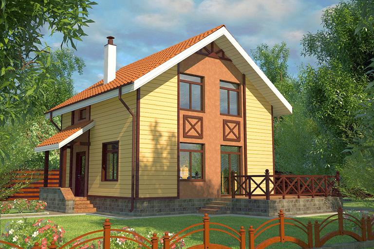 бесплатный-проекты-домов-из-пеноблоков