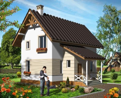 бесплатные-проекты-домов-из-пеноблоков